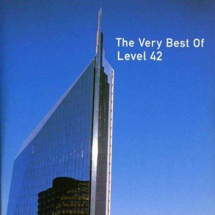 VINYLO.SK   LEVEL 42 ♫ BEST OF LEVEL 42 [CD] 0731455937329