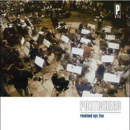 VINYLO.SK   PORTISHEAD ♫ PNYC [CD] 0731455942422
