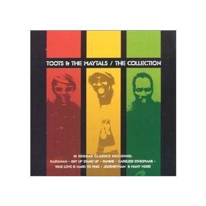 VINYLO.SK   TOOTS AND THE MAYTALS ♫ THE COLLECTION [CD] 0731458697428