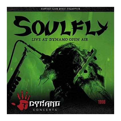 VINYLO.SK | SOULFLY ♫ LIVE AT DYNAMO OPEN AIR 1998 [CD] 0810555020527