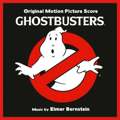 VINYLO.SK | OST - GHOSTBUSTERS [CD]