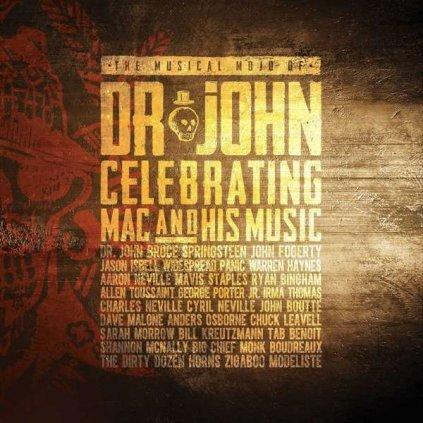 VINYLO.SK | DR. JOHN ♫ THE MUSICAL MOJO OF DR. JOHN: CELEBRATING MAC AND HIS MUSIC [2CD] 0888072009820