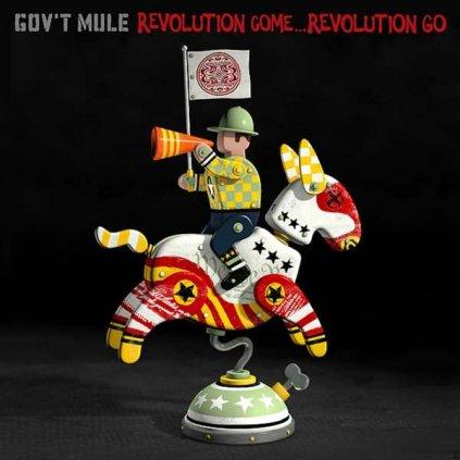 VINYLO.SK | GOV'T MULE ♫ REVOLUTION COME...REVOLUTION GO [CD] 0888072027435