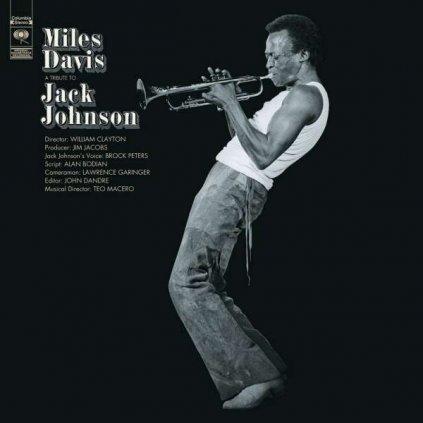 VINYLO.SK | DAVIS, MILES - A TRIBUTE TO JACK JOHNSON [LP]