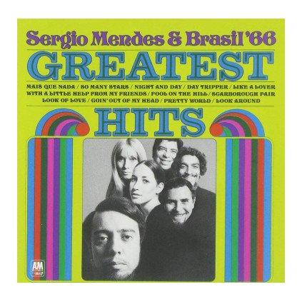 VINYLO.SK | MENDES SERGIO / BRASIL 66 ♫ GREATEST HITS [LP] 0888072053601