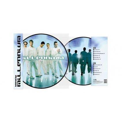 VINYLO.SK | BACKSTREET BOYS - MILLENNIUM / PICTURE DISC [LP]