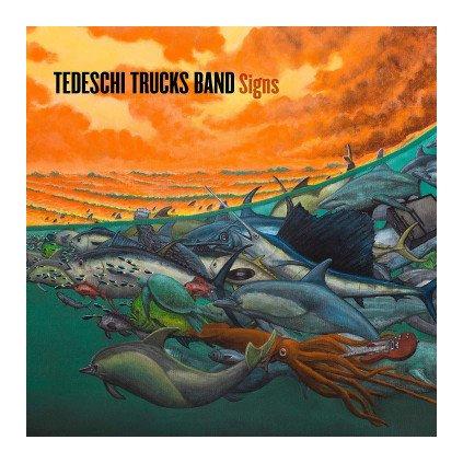 VINYLO.SK | TEDESCHI TRUCKS BAND ♫ SIGNS [CD] 0888072081277