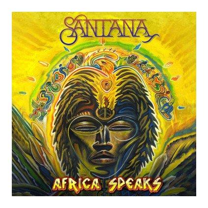 VINYLO.SK | SANTANA, CARLOS ♫ AFRICA SPEAKS [CD] 0888072090842