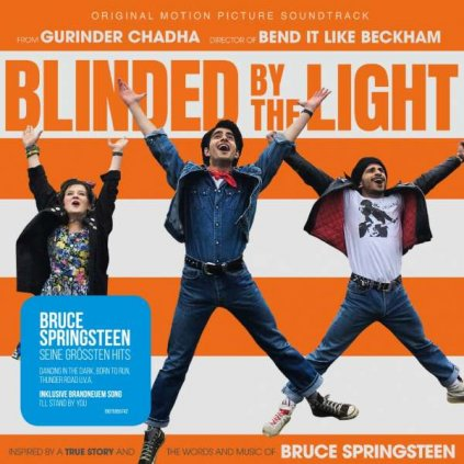 VINYLO.SK | OST - BLINDED BY THE LIGHT [CD]