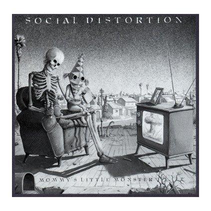 VINYLO.SK | SOCIAL DISTORTION ♫ MOMMY'S LITTLE MONSTER [LP] 0888072116498