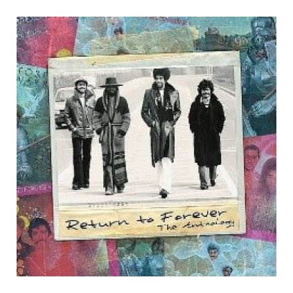 VINYLO.SK   RETURN TO FOREVER ♫ THE ANTHOLOGY [2CD] 0888072308473
