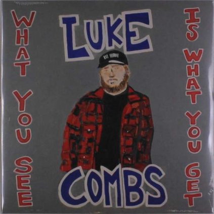 VINYLO.SK | COMBS, LUKE - WHAT YOU SEE IS WHAT YOU GET [2LP]