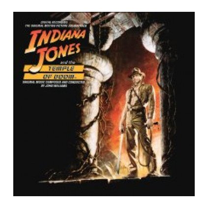VINYLO.SK | WILLIAMS, JOHN ♫ INDIANA JONES AND THE TEMPLE OF DOOM - INDIANA JONES A CHRÁM ZKÁZY [CD] 0888072312289