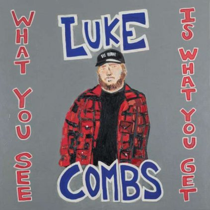 VINYLO.SK | COMBS, LUKE - WHAT YOU SEE IS WHAT YOU GET [CD]