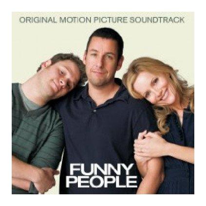 VINYLO.SK | OST ♫ FUNNY PEOPLE - ORIGINAL MOTION PICTURE SOUNDTRACK [CD] 0888072317598