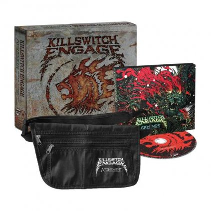 VINYLO.SK | KILLSWITCH ENGAGE - ATONEMENT / Deluxe / Limited [CD]