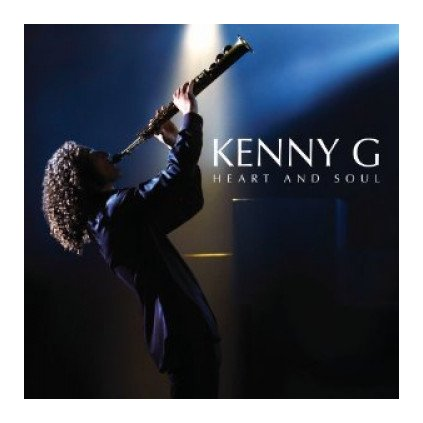 VINYLO.SK | KENNY G ♫ HEART AND SOUL [CD] 0888072320482