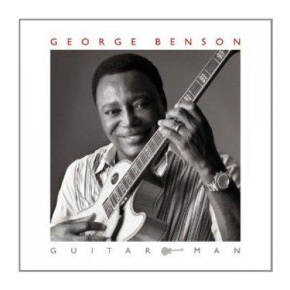 VINYLO.SK | BENSON, GEORGE ♫ GUITAR MAN [CD] 0888072330993