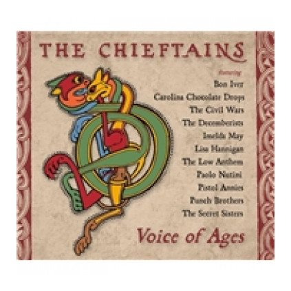 VINYLO.SK | CHIEFTAINS ♫ VOICE OF AGES [CD] 0888072334373