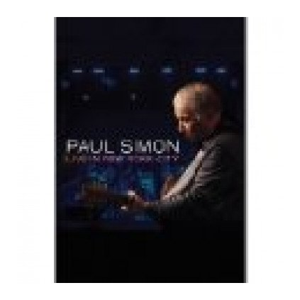 VINYLO.SK | SIMON, PAUL ♫ LIVE IN NEW YORK CITY [DVD] 0888072341241