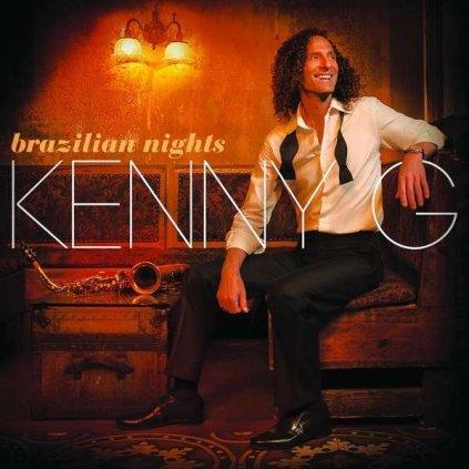 VINYLO.SK | KENNY G ♫ BRAZILIAN NIGHTS [CD] 0888072351066