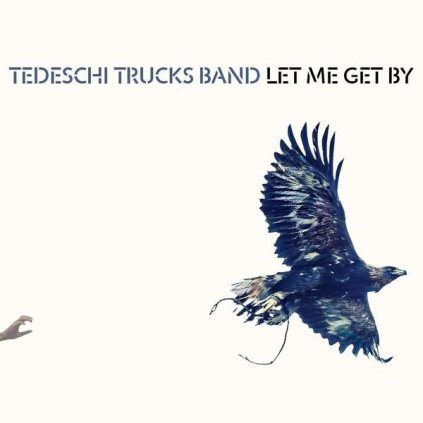 VINYLO.SK | TEDESCHI TRUCKS BAND ♫ LET ME GET BY [CD] 0888072377165