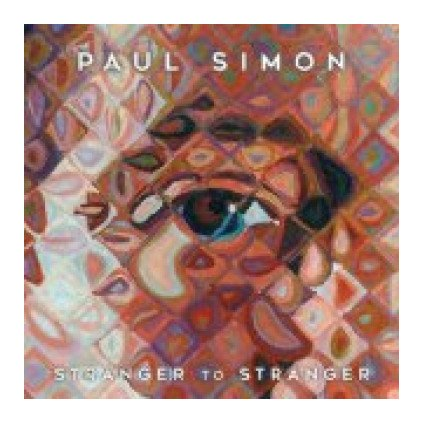 VINYLO.SK | SIMON, PAUL ♫ STRANGER TO STRANGER [CD] 0888072397804