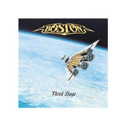 VINYLO.SK   BOSTON ♫ THIRD STAGE [CD] 5011781601725
