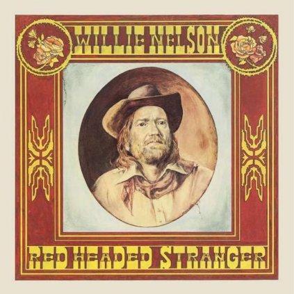 VINYLO.SK | NELSON, WILLIE - RED HEADED STRANGER [LP]
