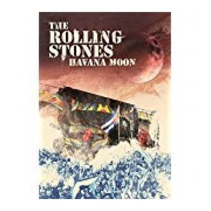 VINYLO.SK | ROLLING STONES, THE ♫ HAVANA MOON [2CD + DVD + Blu-Ray] 5034504124677