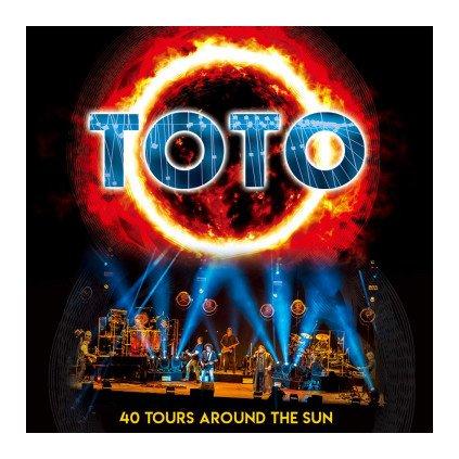 VINYLO.SK   TOTO ♫ 40 TOURS AROUND THE SUN [2CD + Blu-Ray] 5051300538576