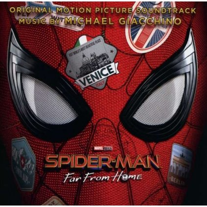 VINYLO.SK | OST - SPIDER-MAN: FAR FROM HOME [CD]