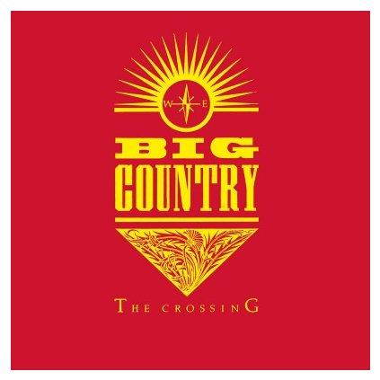 VINYLO.SK | BIG COUNTRY - CROSSING (EXPANDED EDITION) (2LP)180GR./INSERT/DEBUT ALBUM/INCL. 4 BONUS TRACKS