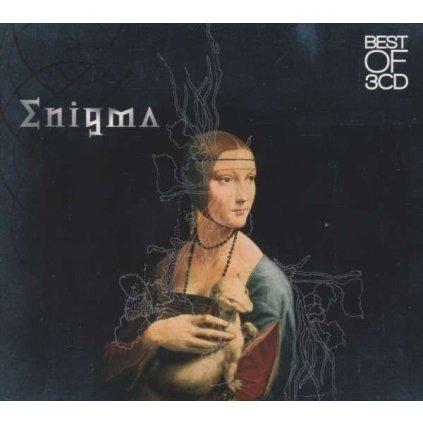 VINYLO.SK | ENIGMA ♫ BEST OF [3CD] 5099901765328
