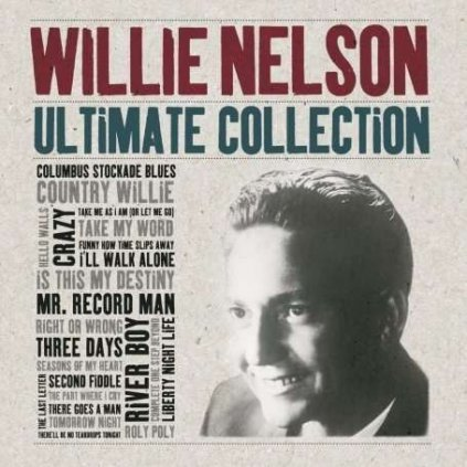 VINYLO.SK | NELSON, WILLIE ♫ ULTIMATE COLLECTION [2CD] 5099921625428