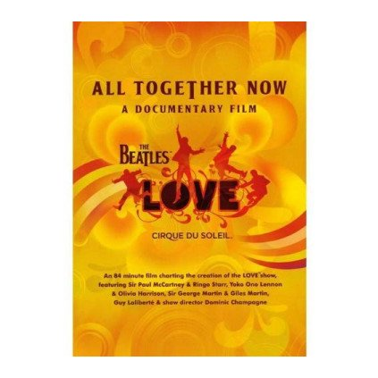 VINYLO.SK | BEATLES, THE ♫ ALL TOGETHER NOW [DVD] 5099921706899
