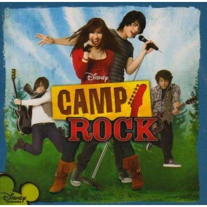 VINYLO.SK | OST ♫ CAMP ROCK [CD] 5099922654007