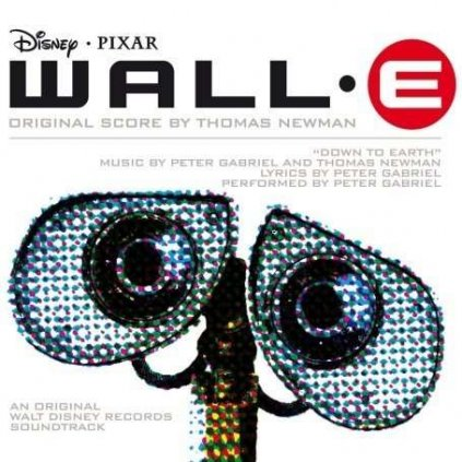 VINYLO.SK | OST ♫ WALLE [CD] 5099922823526
