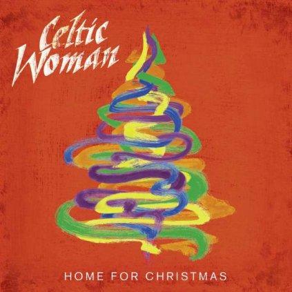 VINYLO.SK | CELTIC WOMAN ♫ HOME FOR CHRISTMAS [CD] 5099931934824