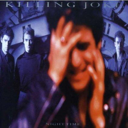 VINYLO.SK | KILLING JOKE ♫ NIGHT TIME [CD] 5099951089221