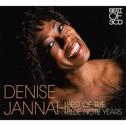 VINYLO.SK | JANNAH DENISE ♫ BEST OF [3CD] 5099963870527