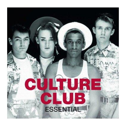 VINYLO.SK | CULTURE CLUB ♫ ESSENTIAL [CD] 5099968023027