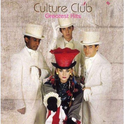 VINYLO.SK | CULTURE CLUB ♫ GREATEST HITS [CD + DVD] 5099990729829