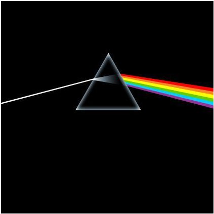 VINYLO.SK | PINK FLOYD ♫ THE DARK SIDE OF THE MOON (stav: VG+/VG) [LP] B0001000