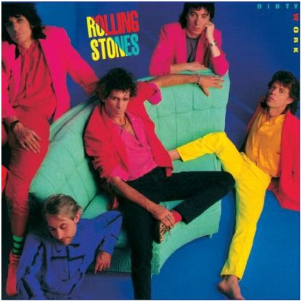 VINYLO.SK | ROLLING STONES, THE ♫ DIRTY WORK (stav: NM/NM) [LP] B0001024