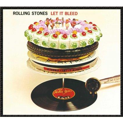 VINYLO.SK   ROLLING STONES, THE ♫ LET IT BLEED (stav: G+/VG) [LP] B0001049