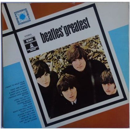 VINYLO.SK | BEATLES, THE ♫ BEATLES' GREATEST (stav: NM/NM) [LP] B0001063