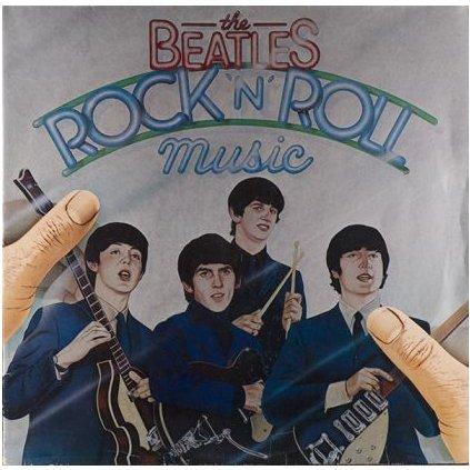 VINYLO.SK | BEATLES, THE ♫ ROCK 'N' ROLL MUSIC (stav: VG+/VG+) [2LP] B0001065