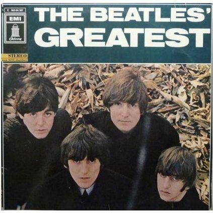 VINYLO.SK | BEATLES, THE ♫ THE BEATLES' GREATEST (stav: VG+/VG+) [LP] B0001066