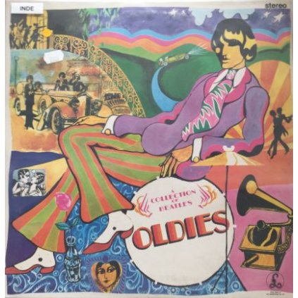 VINYLO.SK | BEATLES, THE ♫ A COLLECTION OF BEATLES OLDIES (stav: VG/VG+) [LP] B0001073